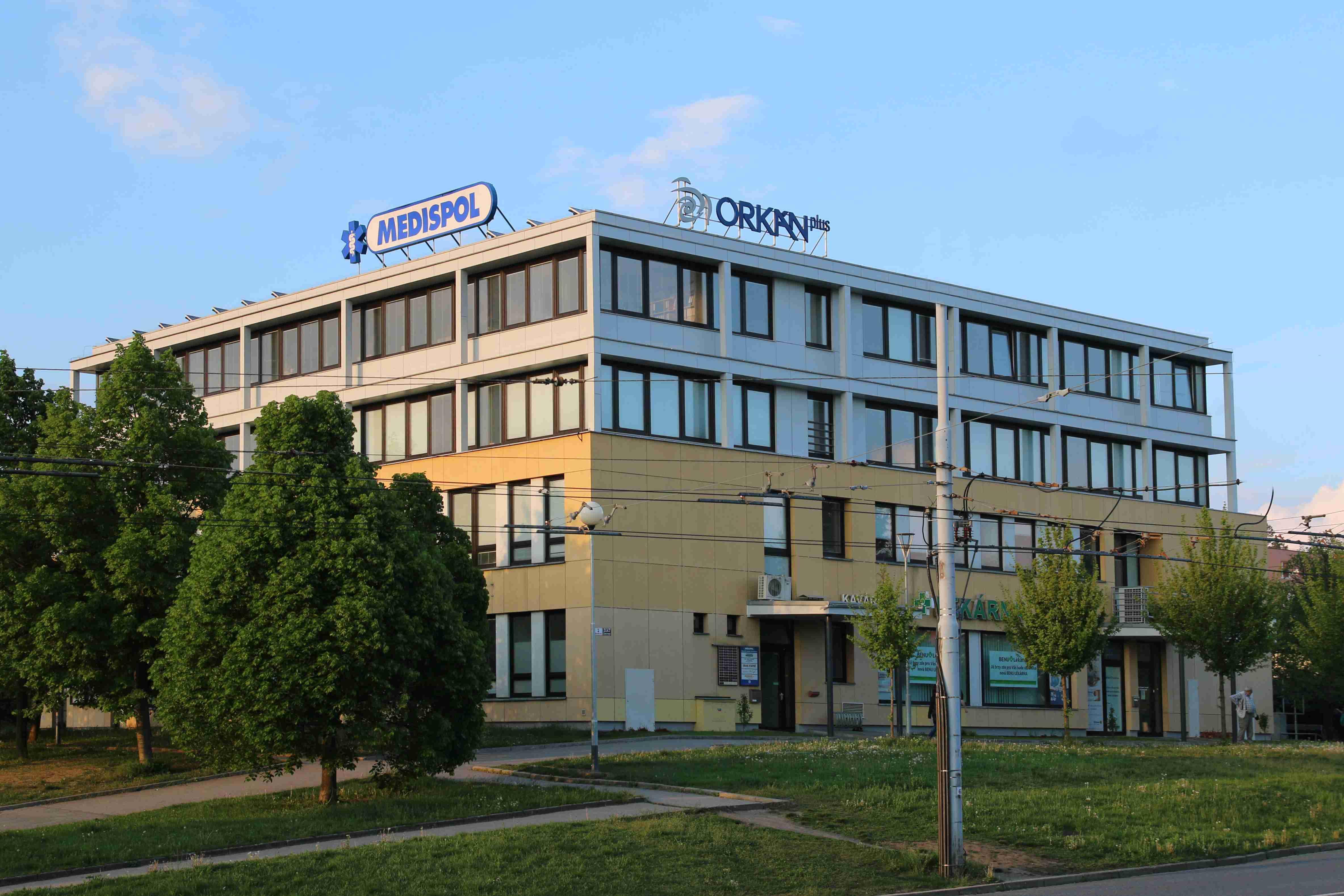 ORKAN Brno