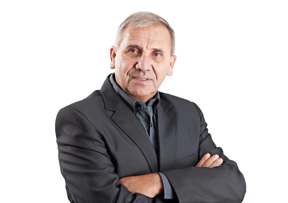 Ing. Vladimír Šretr
